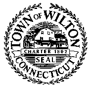 Town of Wilton Seal