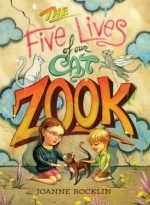 Five lives of our cat Zook by Joanne Rocklin