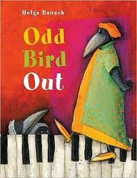 Odd Bird Out by Helga Bansch