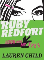 Ruby Redfort: Look into my eyes by Lauren Child