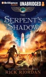 Serpent's shadow by Rick Riordan