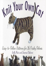Knit Your Own Cat Sally Muir