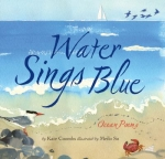 Water sings blue: Ocean poems by Kate Coombs